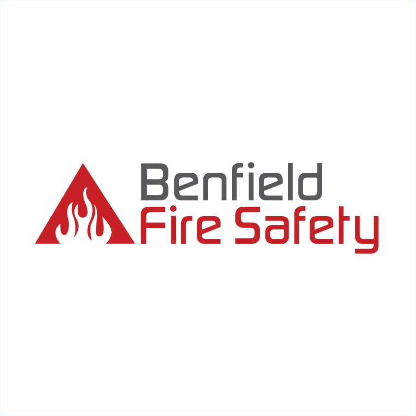 Logo Design for BenField Fire Safety