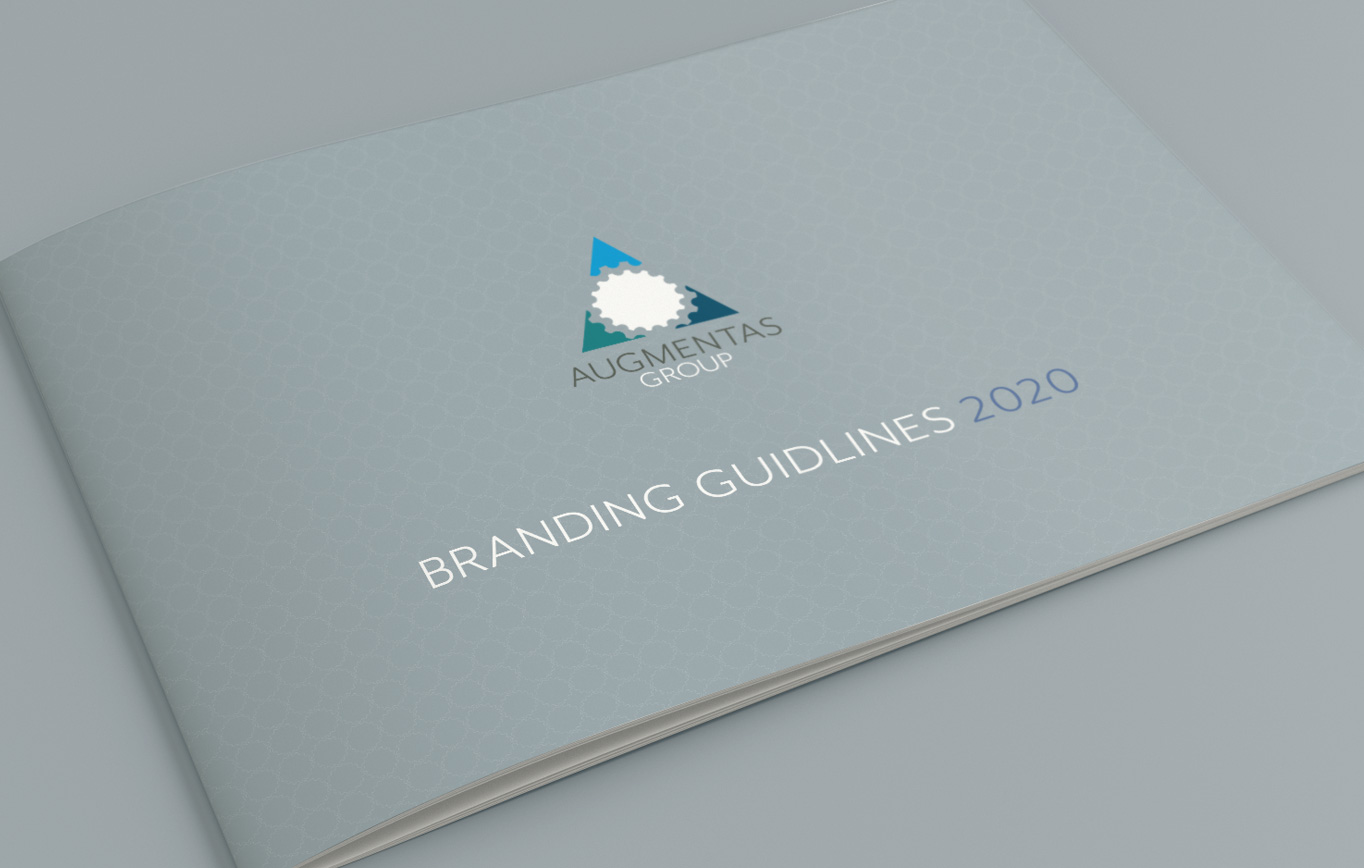 Branding Design for The Augmentas Group