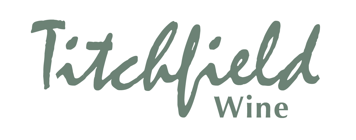 Logo Design for Titchfield Wine