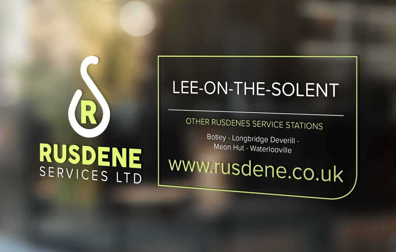 Branding Design for Rusdene Services