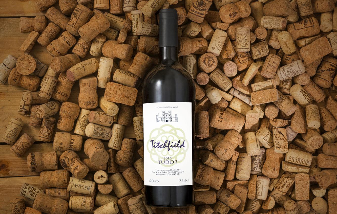 Branding Design for Titchfield Wine