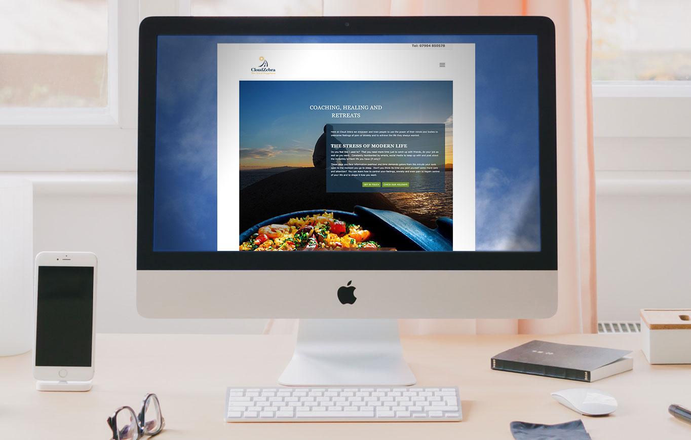 Website Design For Cloud Zero