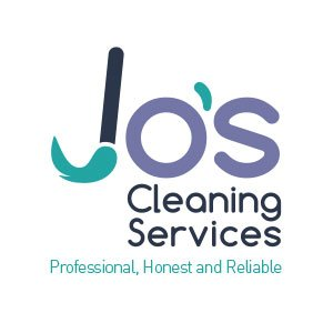 Joe's Cleaning Services Logo Design