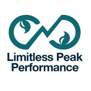 Limitless Peak Performance Logo Design