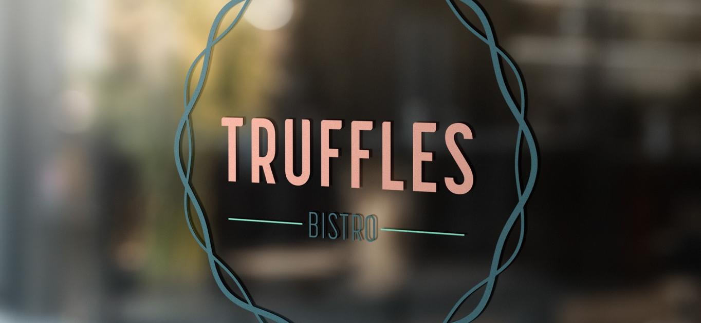 Truffles Signage